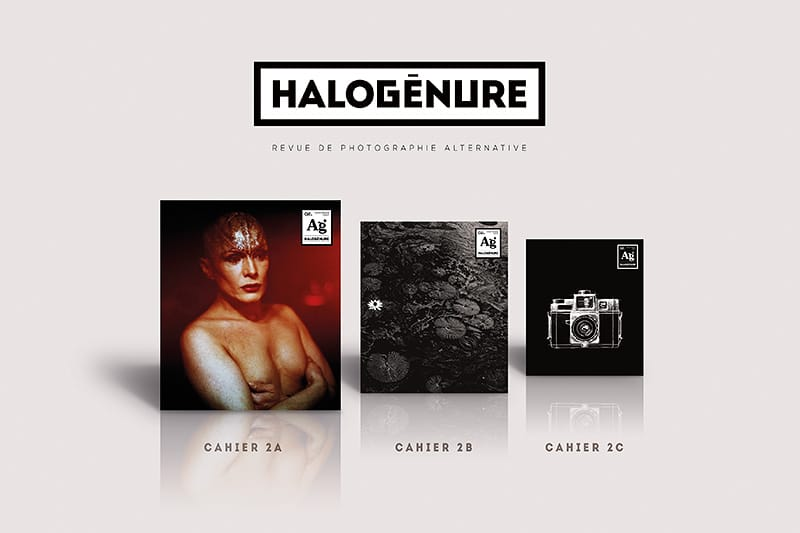 Halogénure | Revue de photographie alternative | Numéro 2 disponible à la vente