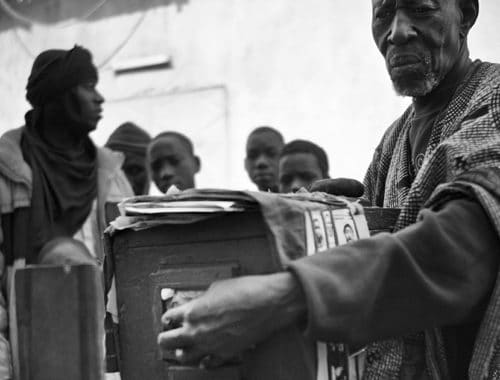 Dossier Afghan Box - Halogénure
