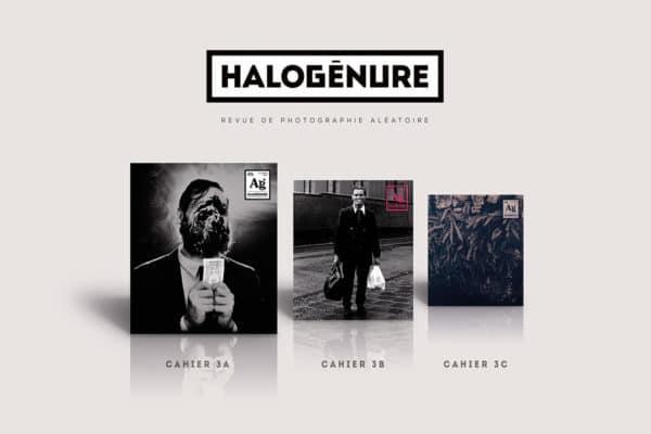 Halogenure | Revue de photographie alternative et aléatoire | Numéro 3 disponible à la vente