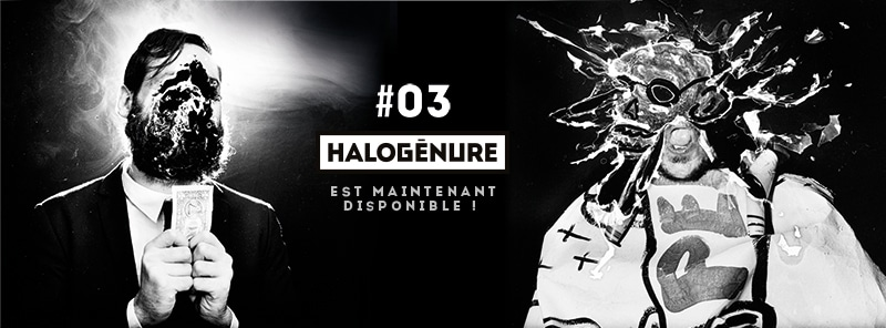 Halogénure 03 disponible