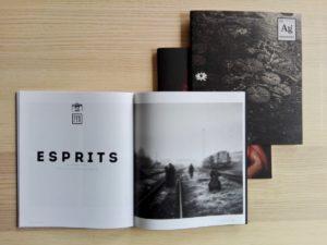 Présentation du second numéro d'Halogénure - Revue de photographie aléatoire