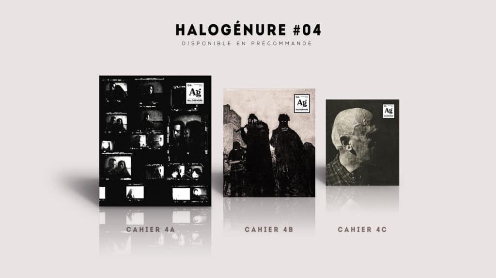 Halogenure #04 - Revue de photographie aléatoire