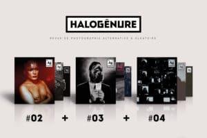 Pack Halogénure #02 + #03 + #04