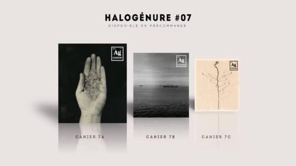 Halogenure #07 disponible en précommande