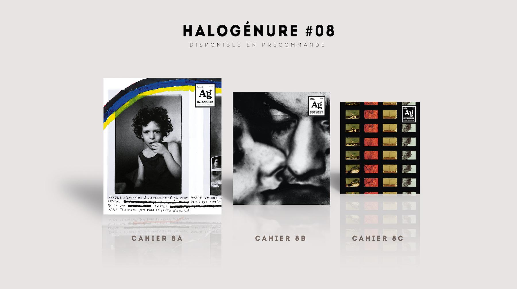 halogénure #08 précommande